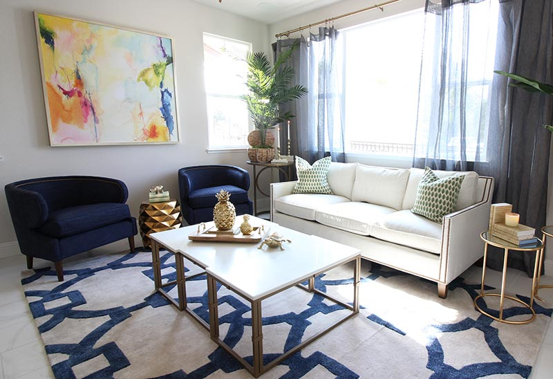 styling your living room